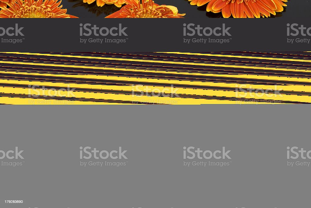 Stacked Cups royalty-free stock photo