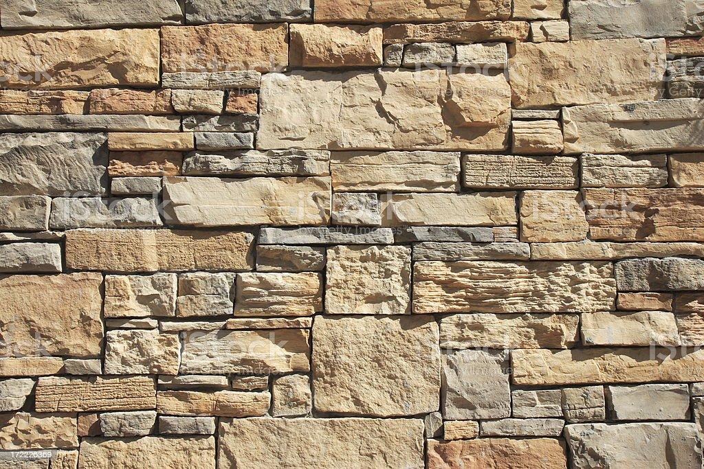 Stacked Stone 3 stock photo