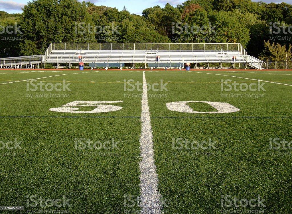 Stadium View royalty-free stock photo