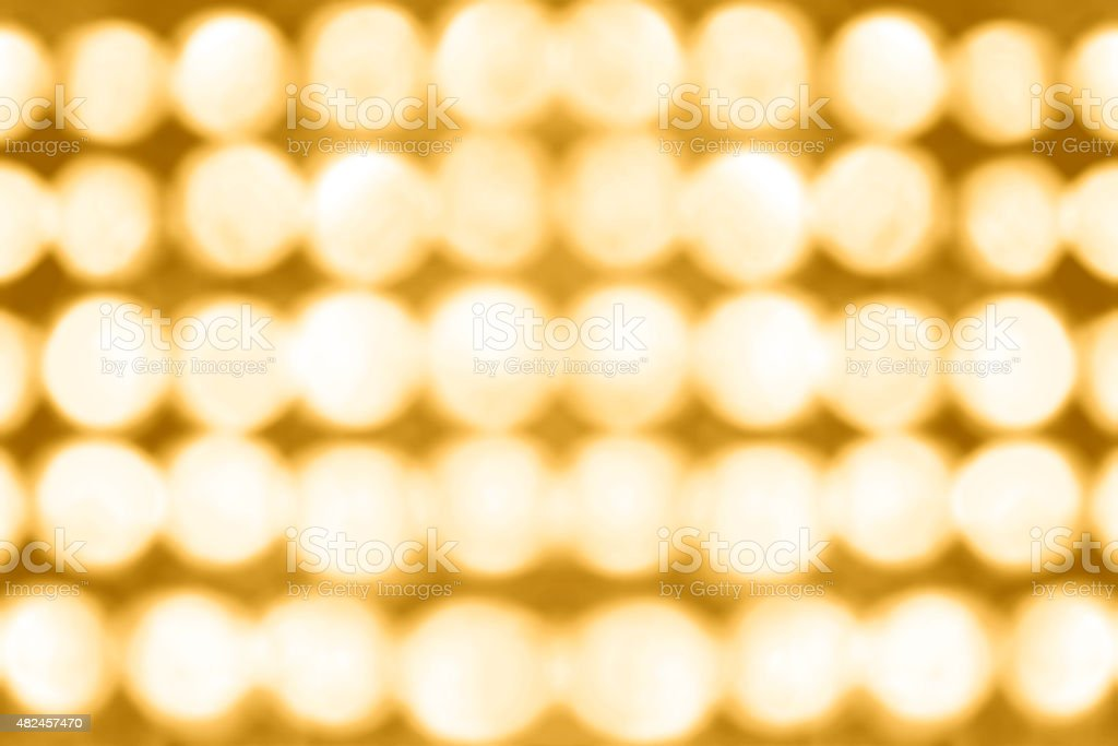Stage Lights Party Background stock photo