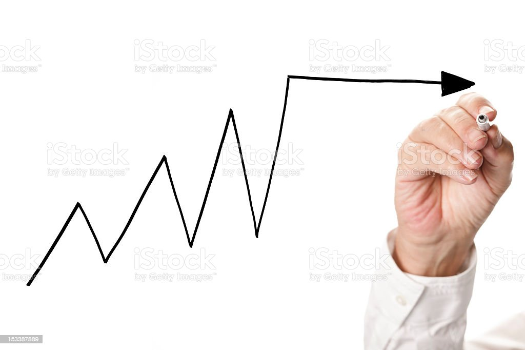 stagnation stock photo