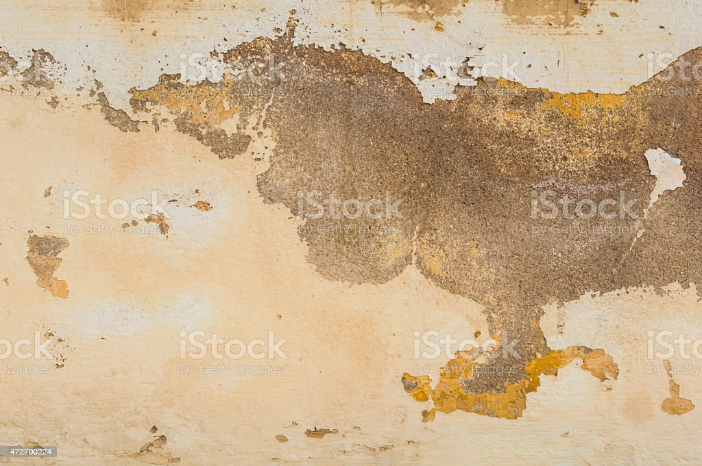 Stain of a paint Venetian stock photo