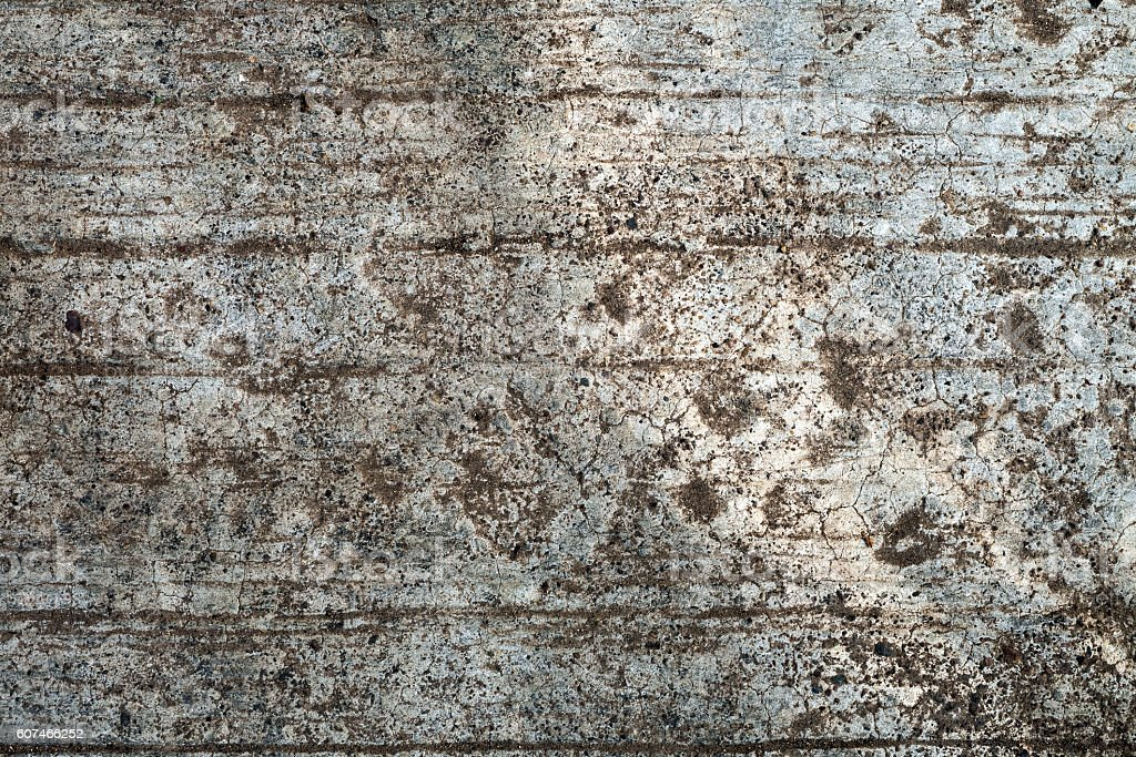 Stain on old cement texture stock photo