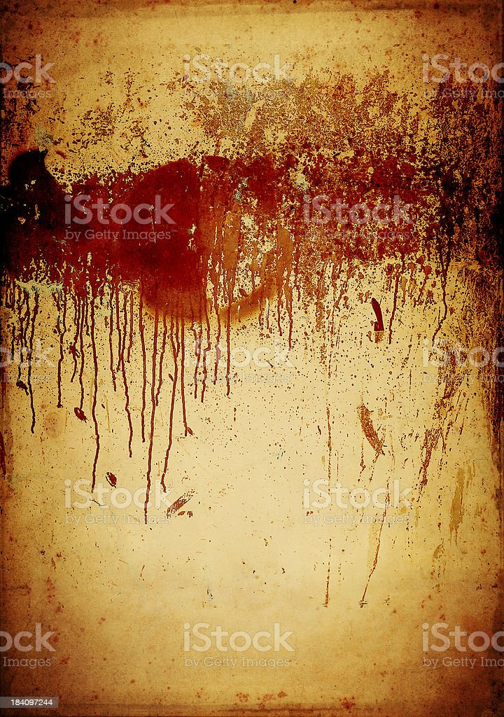 stained and grunge royalty-free stock photo