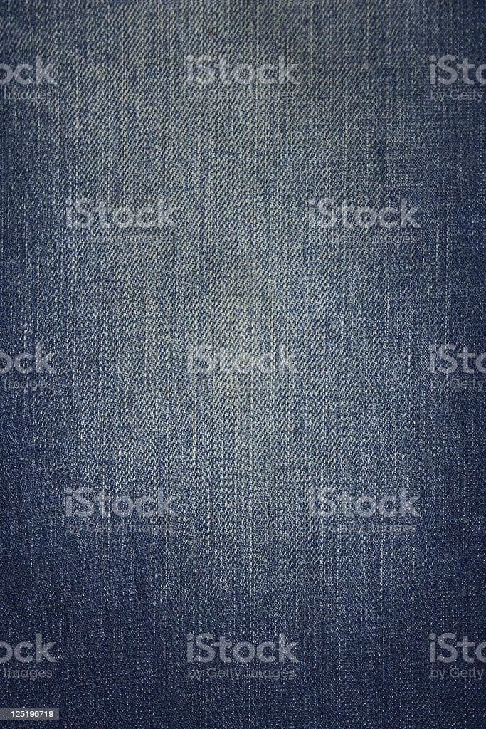 Stained denim fabric stock photo