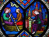 Stained Glass - Saint John the Evangelist