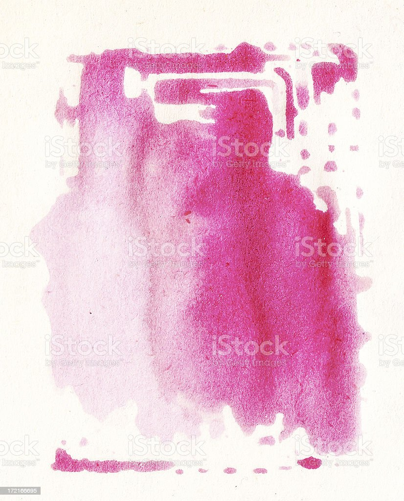 Stained Paper royalty-free stock photo