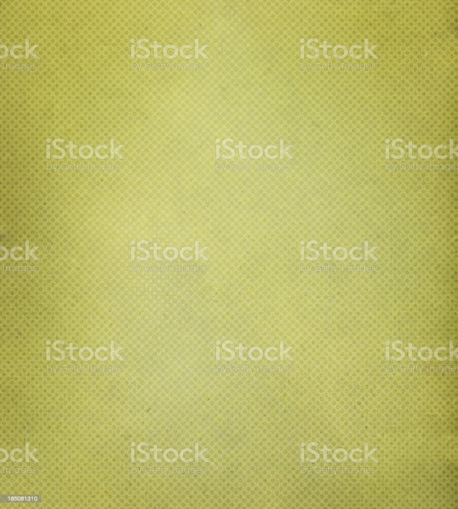 High resolution stained paper with halftone vector art illustration