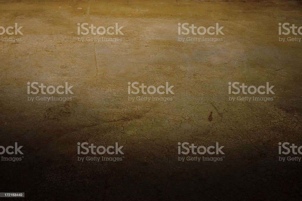 Stained royalty-free stock photo
