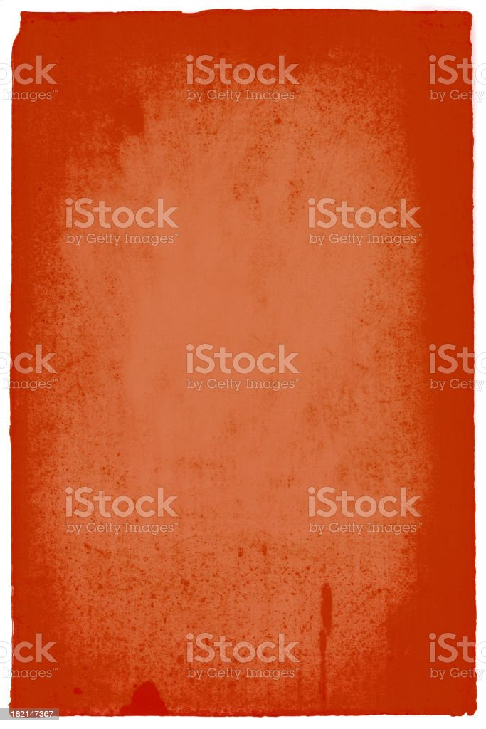 stained red paper stock photo