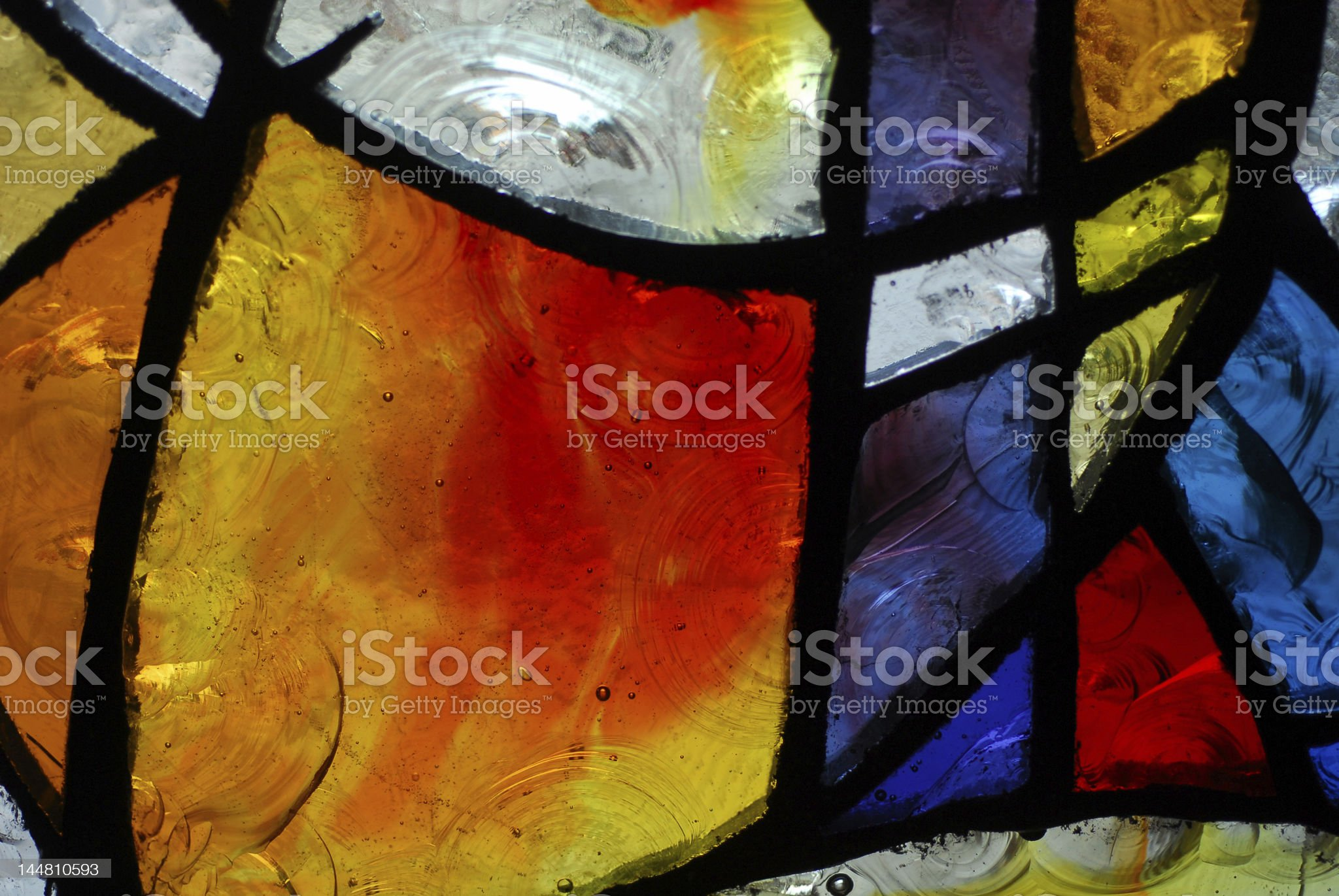 stainglass4 royalty-free stock photo