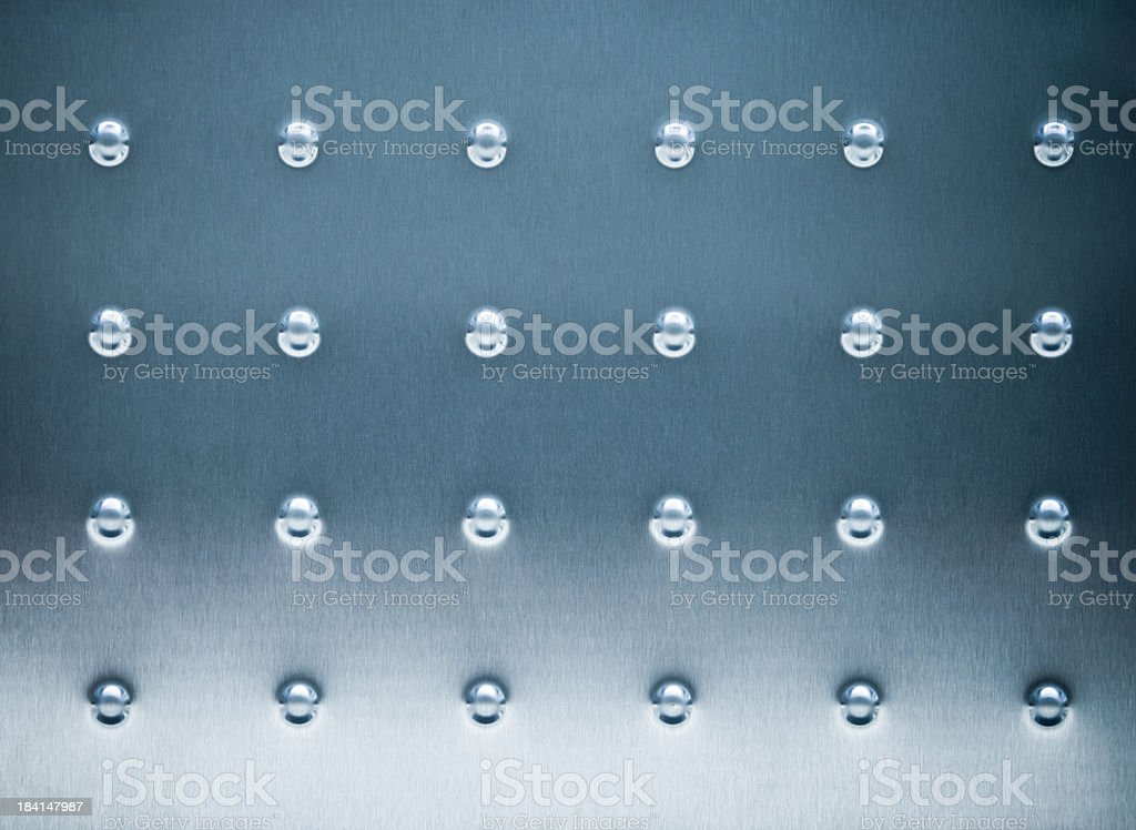 Stainless steel background royalty-free stock photo