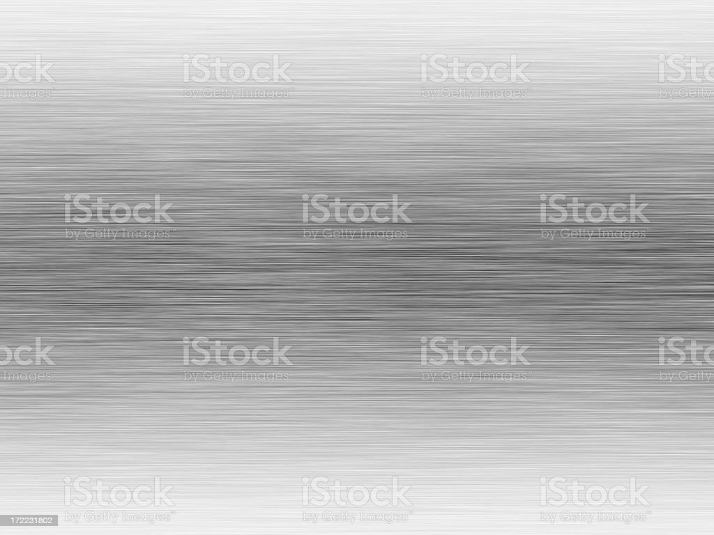 Stainless steel cylinder (background) royalty-free stock photo