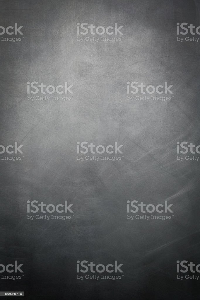 Stainless Steel Plate stock photo