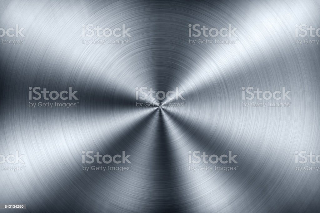 Stainless steel texture background. stock photo
