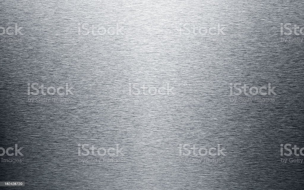 Stainless steel texture royalty-free stock photo