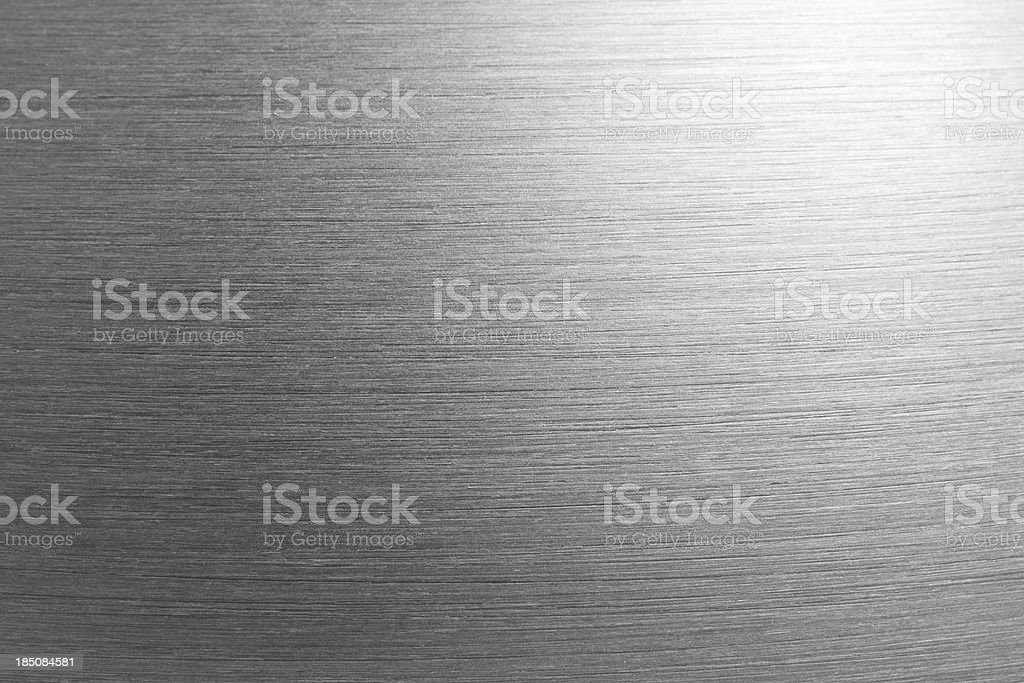 Stainless Steel Texture stock photo
