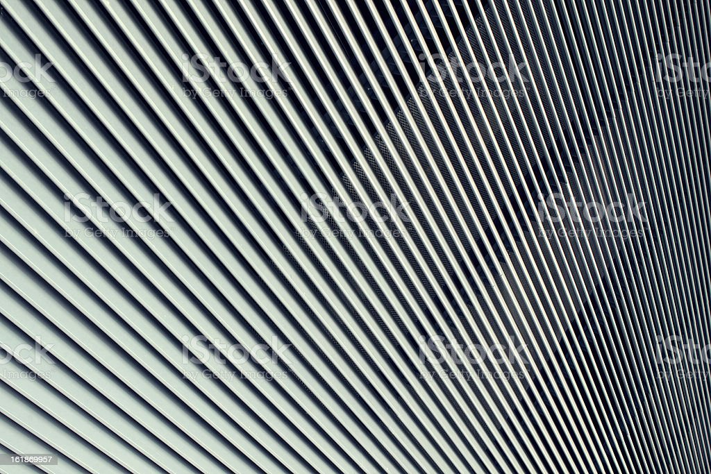 stainless steel wall background royalty-free stock photo