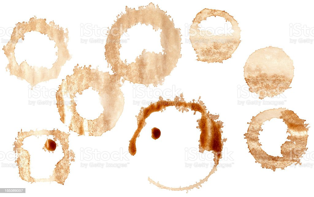stains royalty-free stock photo