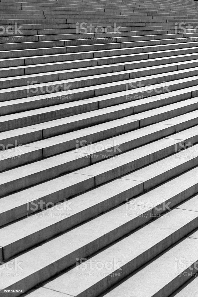 Staircase background stock photo
