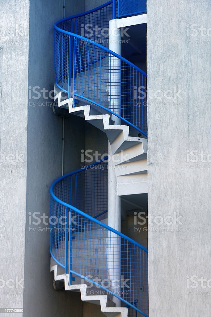 staircase royalty-free stock photo
