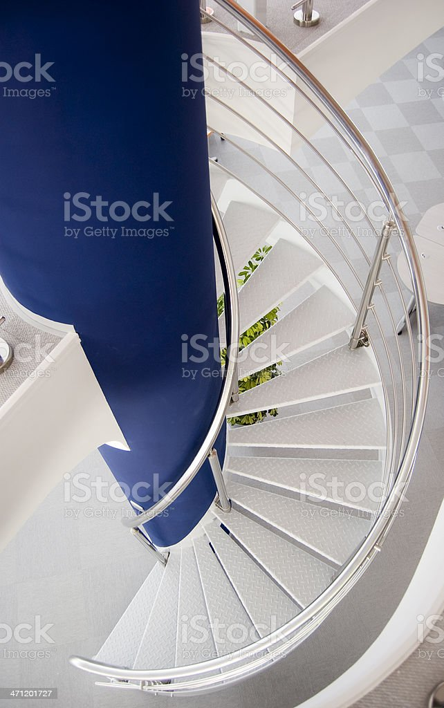 Staircase. royalty-free stock photo