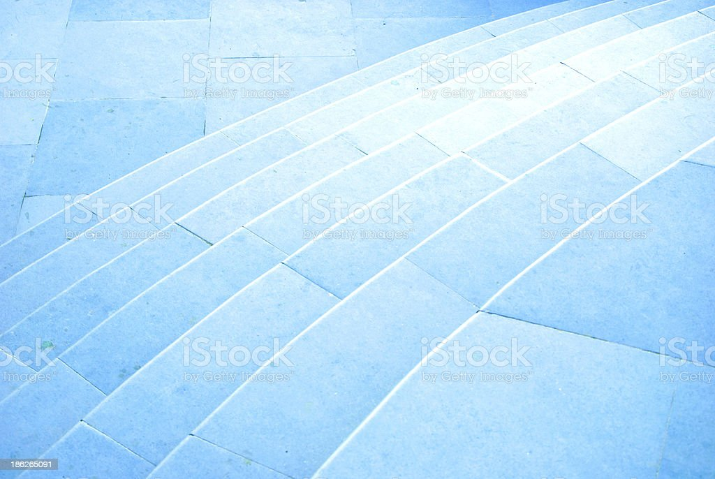 Stairs Abstract stock photo