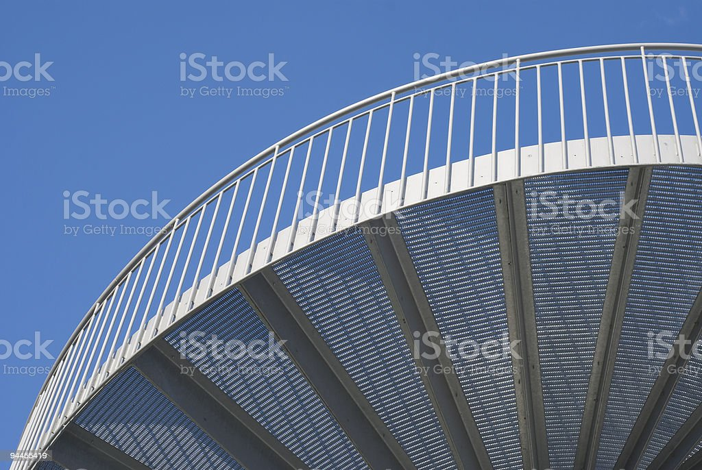 Stairs as Architectural Element royalty-free stock photo