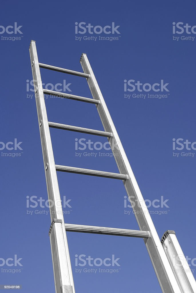 Stairs of success royalty-free stock photo