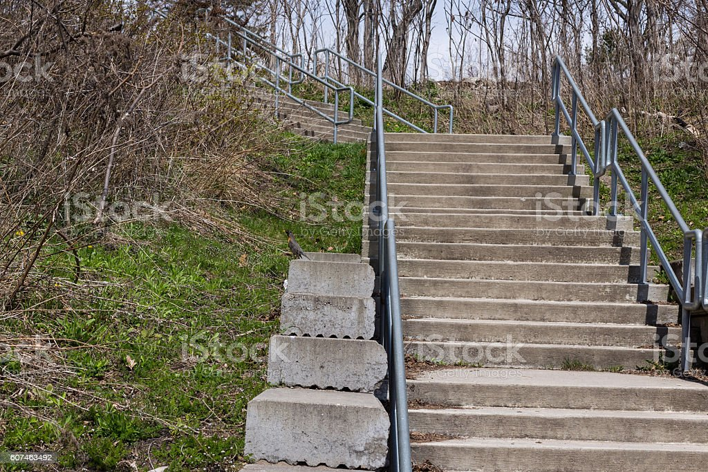 Stairs. royalty-free stock photo