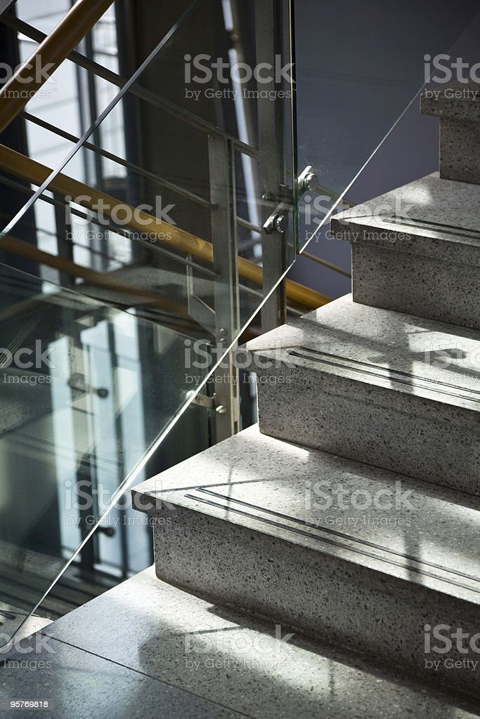 Stairs royalty-free stock photo