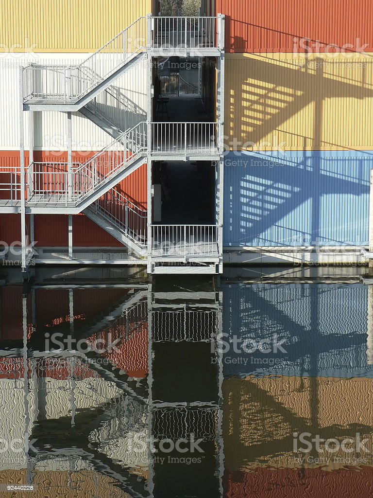 stairs - sriats royalty-free stock photo