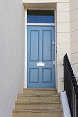 Stairs to Door