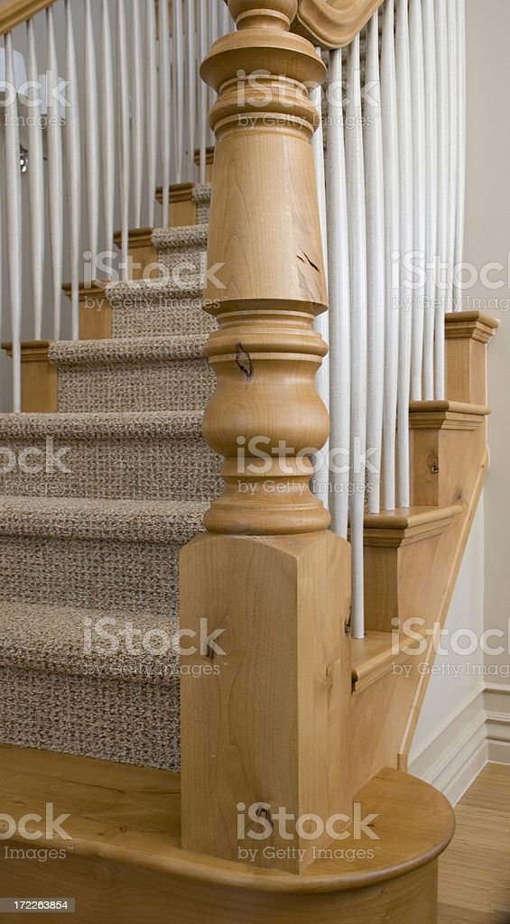 Stairway royalty-free stock photo