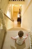 stairway to danger