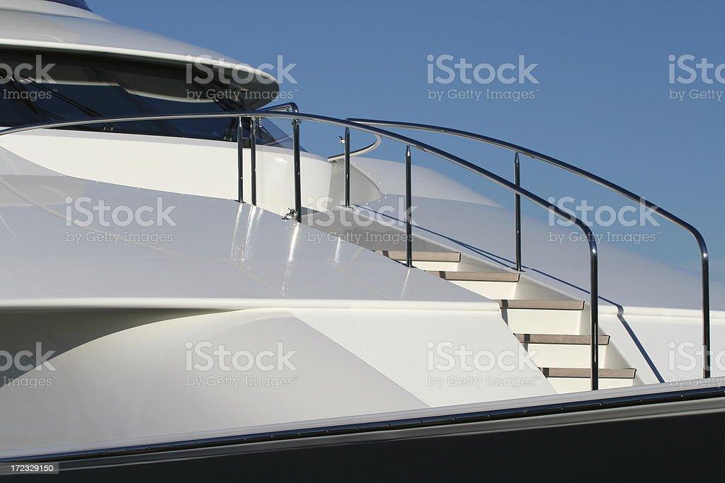 Stairway To Success stock photo