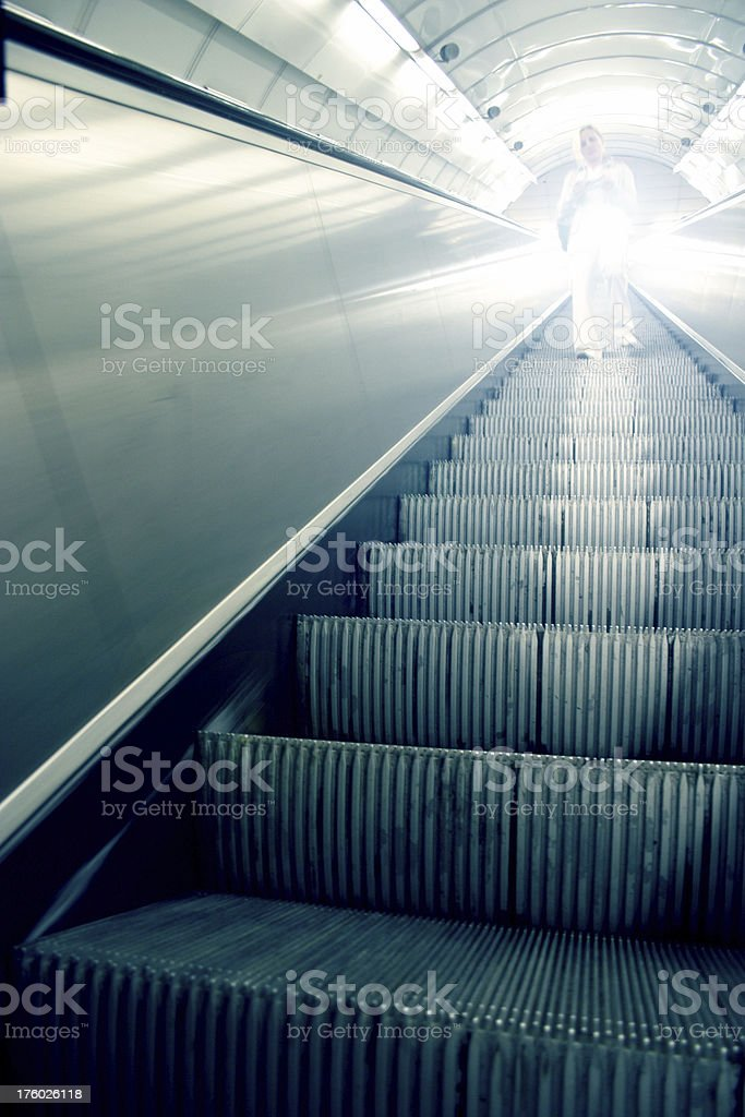 Stairways to heaven royalty-free stock photo