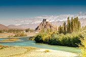 Stakna monastery, Ladakh, Jammu and Kashmir, India