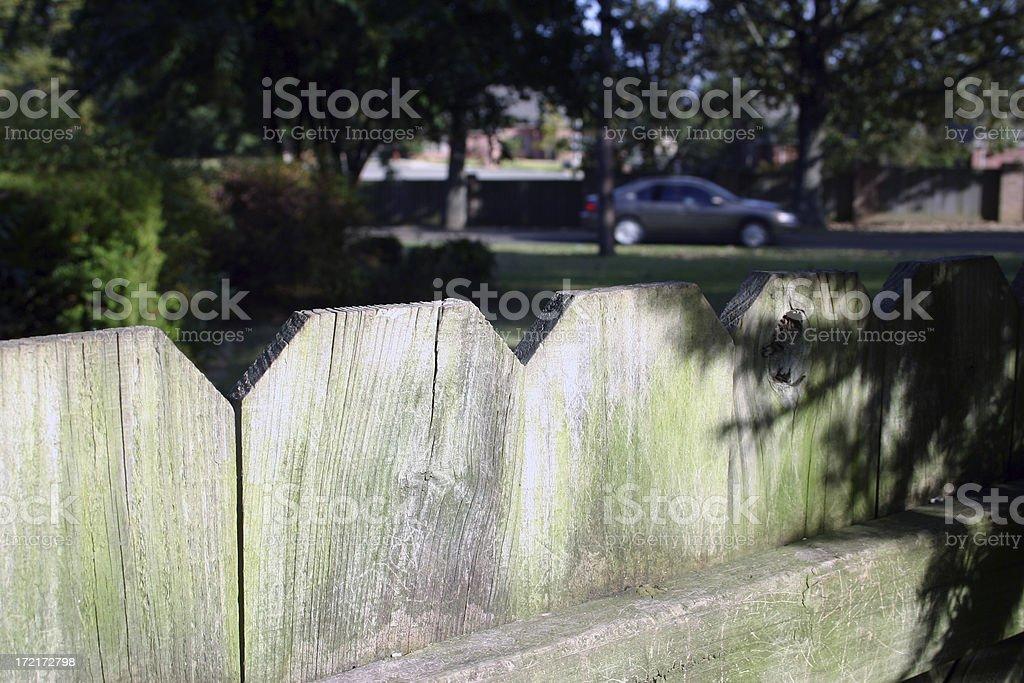 Stalker stock photo