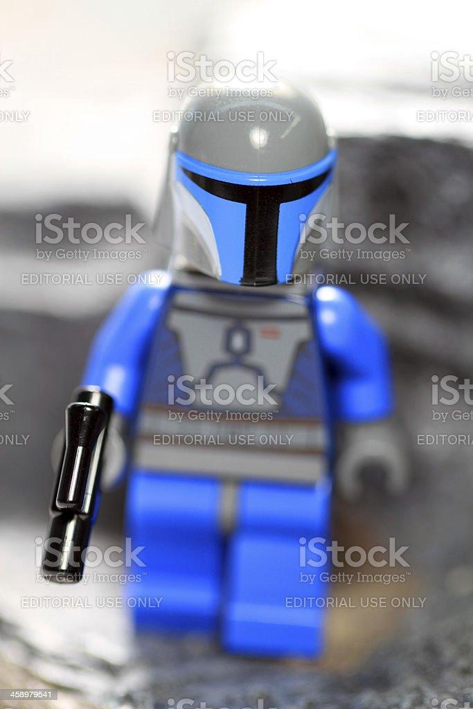 Stalking His Prey stock photo