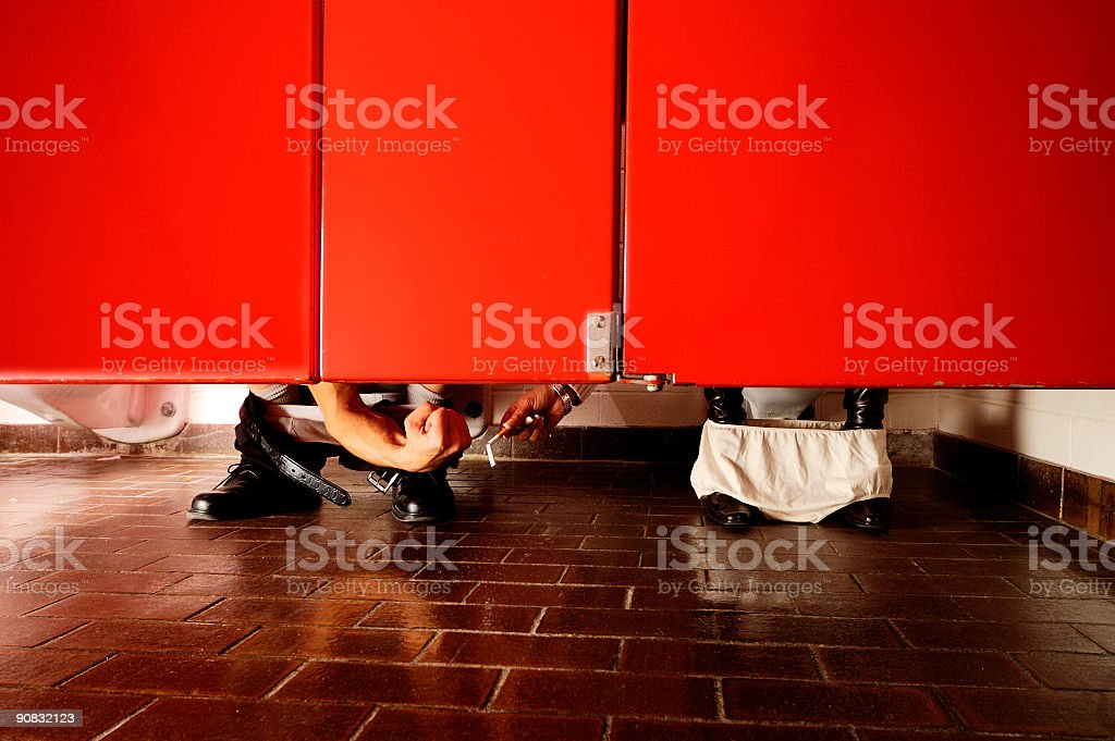 Stall Cigarette royalty-free stock photo