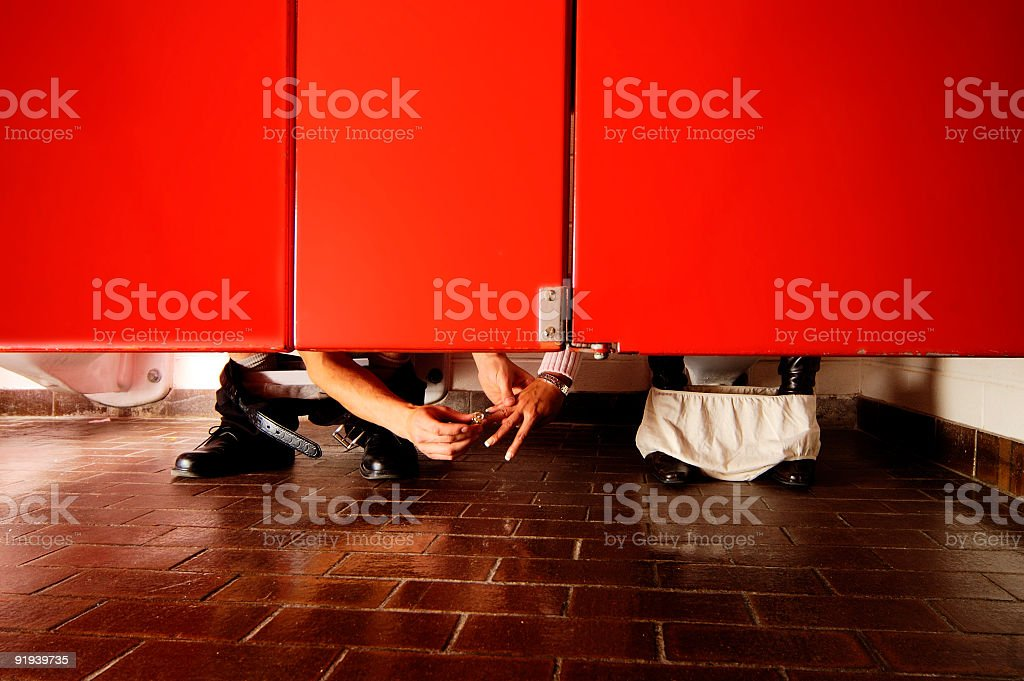 Stall Proposal royalty-free stock photo