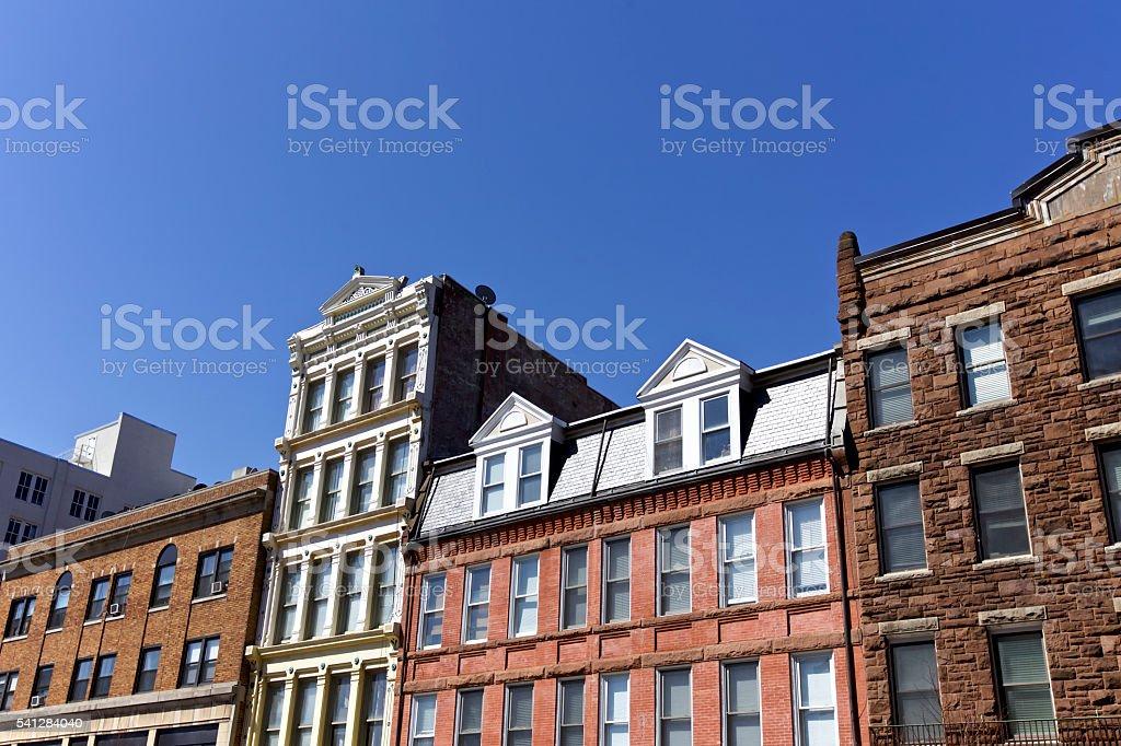 Stamford, Connecticut, USA stock photo