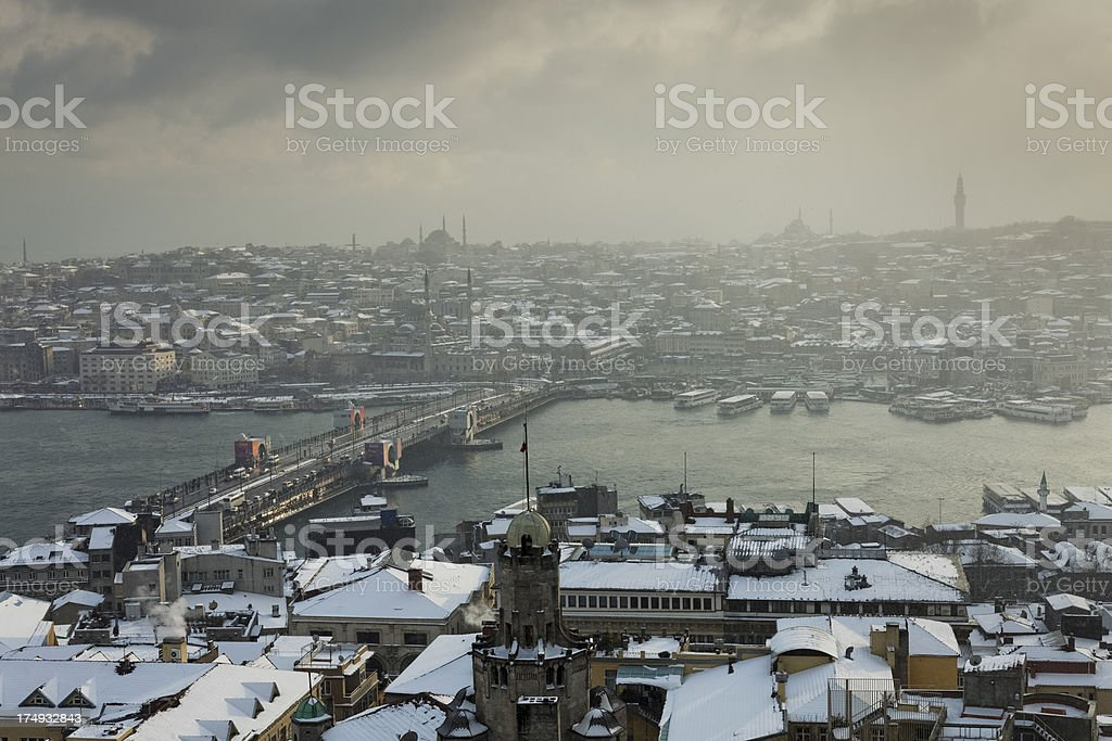 İstanbul royalty-free stock photo