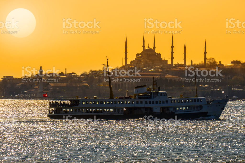 İstanbul stock photo