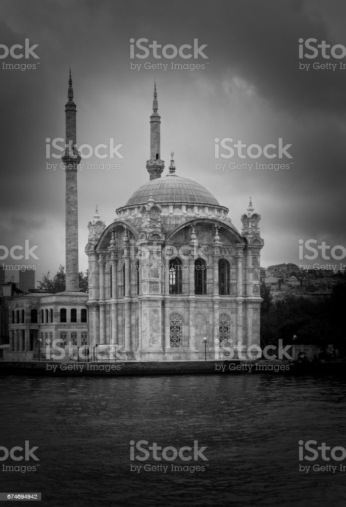 stanbul the capital of Turkey, eastern tourist city. stock photo