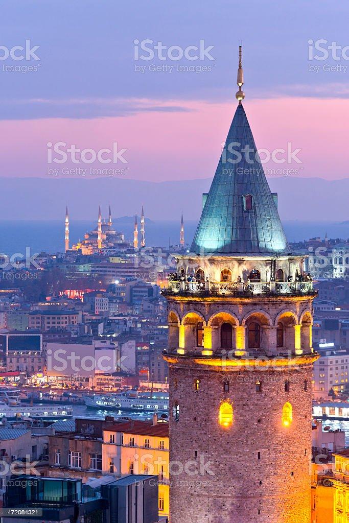 ?stanbul Turkey stock photo