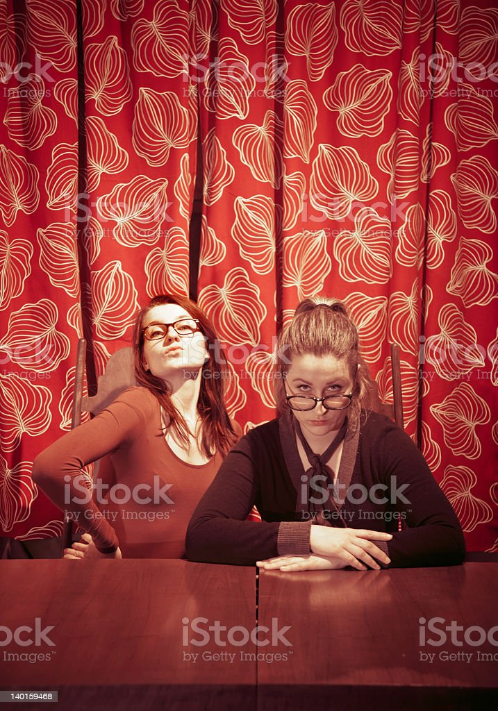 Stand up comedy royalty-free stock photo