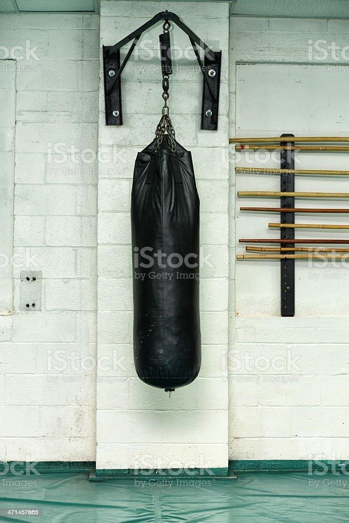 Stand up training stock photo
