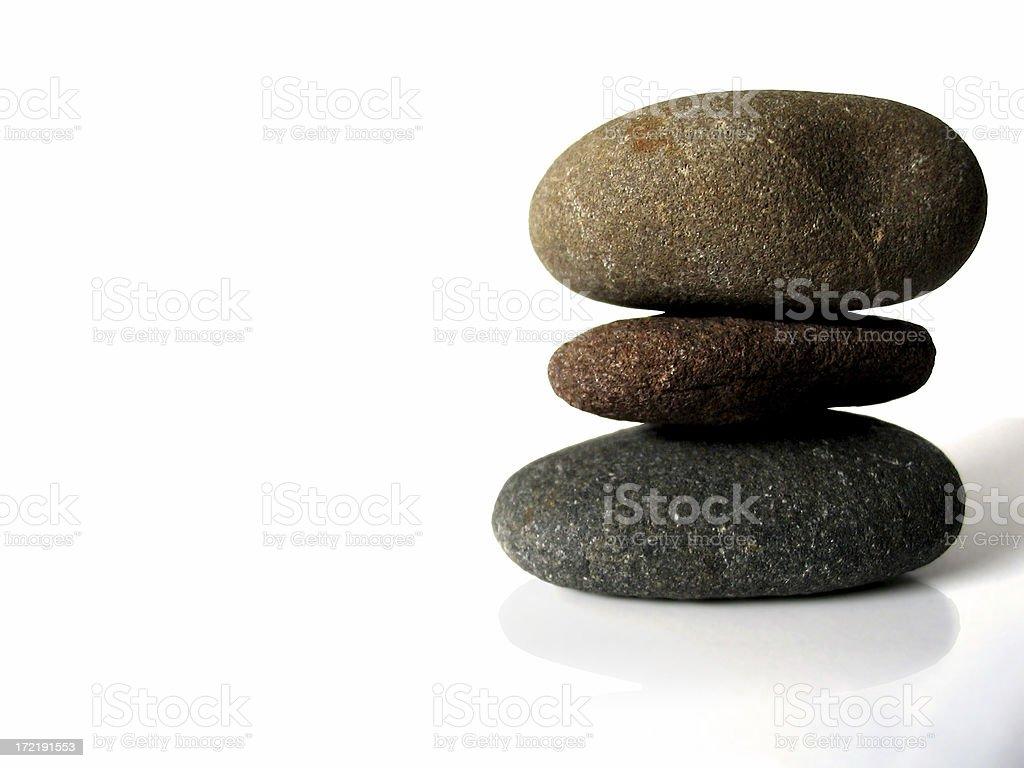 Standing Stones royalty-free stock photo